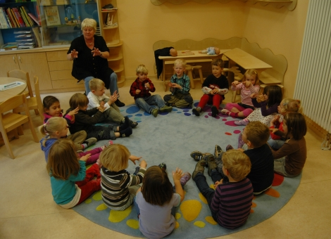 Kindergarten Iserbrook